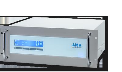 Online Gas Chromatograph GC 5000 vom AMA Instruments